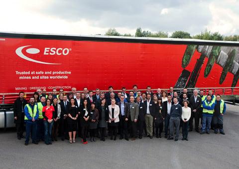 ESCO, ESCO Celebrates 50 years in Europe