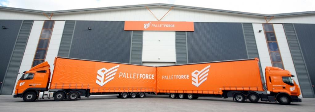 , First pallet network to offer a next day service to the isle of wight