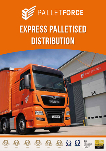Express Pallet delivery