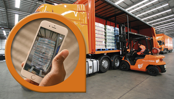 Pallet Selfie Technology Helps Palletforce Members Win Business & Reduce Costs